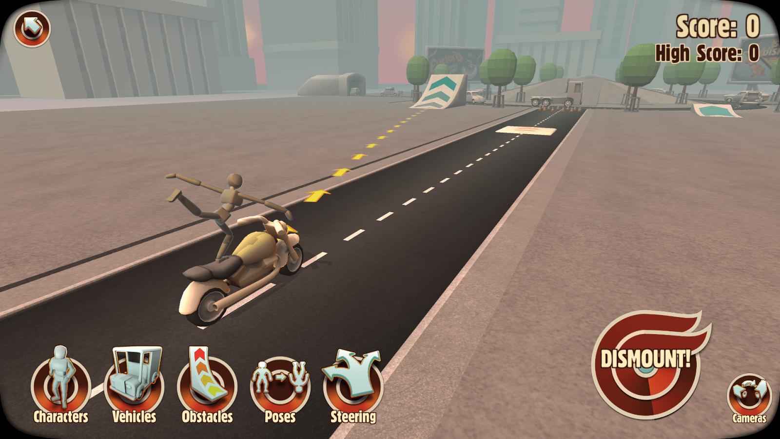 Turbo dismount3