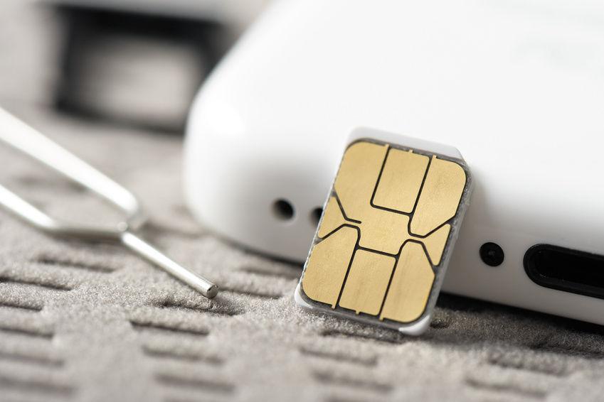 Cuting SIM card
