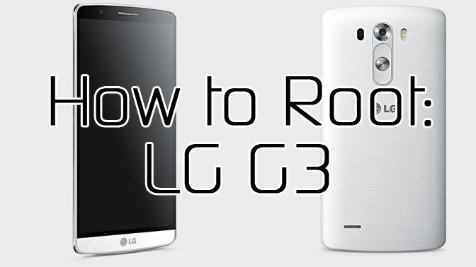 LG G3 root 5.0