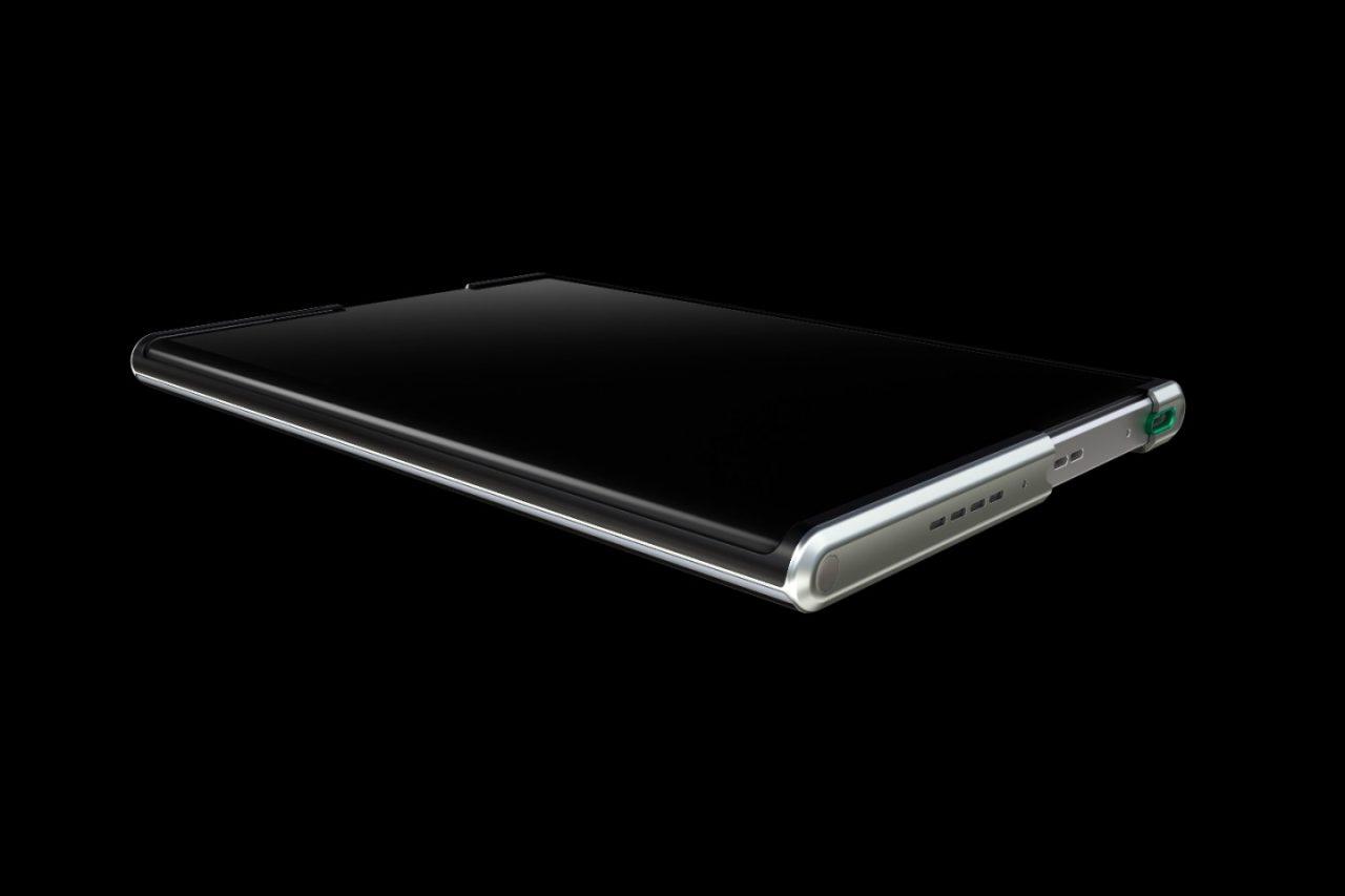Oppo X pirmasis išvyniojamas Android telefonas